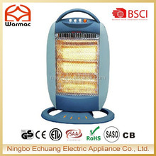 Portable handle electric heater