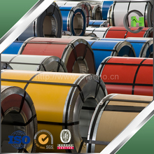 Building Materials Used Color Coated Galvanized Steel Coil