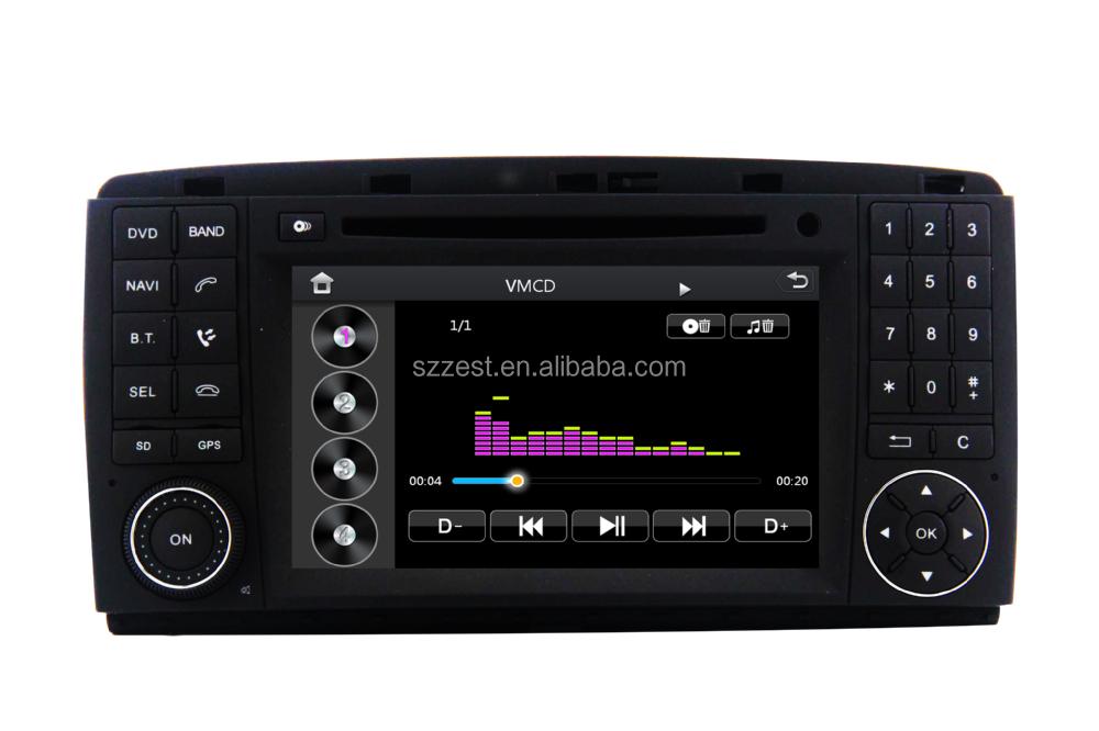 ZESTECH FACTORY Car DVD For Mercedes Benz R class R280 R300 R320 R350 R500 W251