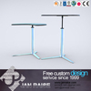 Can customized made one seat wooden modern executive desk office table design / computer desk