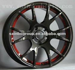 alloy wheel,aluminum wheel,chrome wheels KJ-25