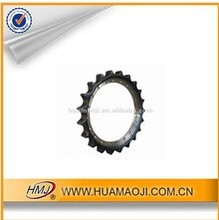 Hot sale undercarrige parts SK200 chain and sprocket made in China