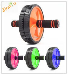 Hot sale Fitness indoor detachable AB Roller Exercise Wheel and ab roller abdominal exerciser