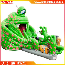 Monster University Inflatable Slide/ Giant Inflatable Cyclops Slide