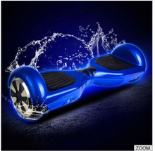 2015 hittest!2 wheels self balancing scooter / hover board with bluetooth music & colorful led hight