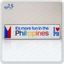 Personal License Plate