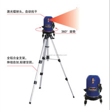 High precision Multi line automatic self-leveling rotary laser level meter