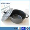 Vegetable Oil Coating Pre-seasoned Cast Iron Pot