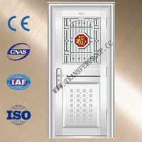 stainless steel stylish interior door panels price YZ-6118