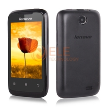 3.5 inch original lenovo A269i MTK6572 dual core 256MB RAM 512MB ROM 2.0MP webcam GPS bluetooth android 3G WCDMA phone mobile