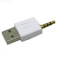 High quality usb headphone jack adapter