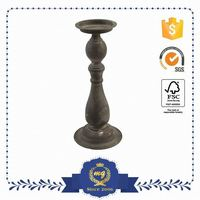 Good Price Foldable Cross Votive Candle Holders