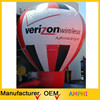 hot sale inflatable advertising ballnoon, inflatable ground ballnoon