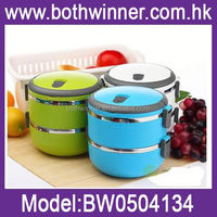 Popular Popular bamboo food container