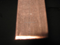 High quality ahigh purity TU0 Copper bar