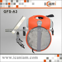 GFS-A3-electric small high pressure washer with 15L folding bucket