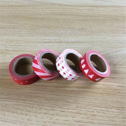 ECO Harmless colorful printing sealant tape