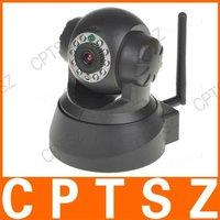 Manufactury H.264 720P Wireless IP Camera(110v--240v )