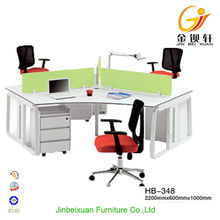 Most popular style working desk office cubicle workstation