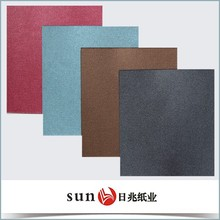 Factory made fancy embossed gift wrapping special paper