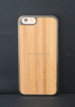 Handmade Natural Wood bamboo Case for iPhone 6