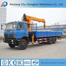 National Standards Diesel Engine 10 Ton Truck Mounted Crane