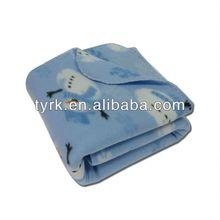 100% Polyester Polar Fleece Cheap Throw Blankets