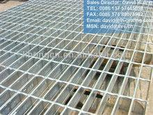Serrated Galvanized Safety Grating. Glavanized safety steel grating fence. galvanized floor steel mesh
