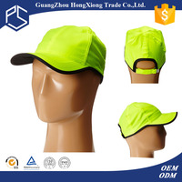 Buying online in china high quality cheap custom lemon color golf hats caps