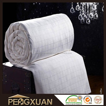Hot sale luxury summer white quilt