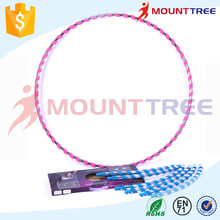 2015 the easiest type foldable and detachable hula hoop with high quality
