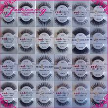 Red cherry eyelashes wholesale ,false eyelashes red cherry ,lash