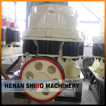 Henan Shibo-High Quality High Efficiency Energy-saving 3d barite Cone Crusher for sale with Best Price