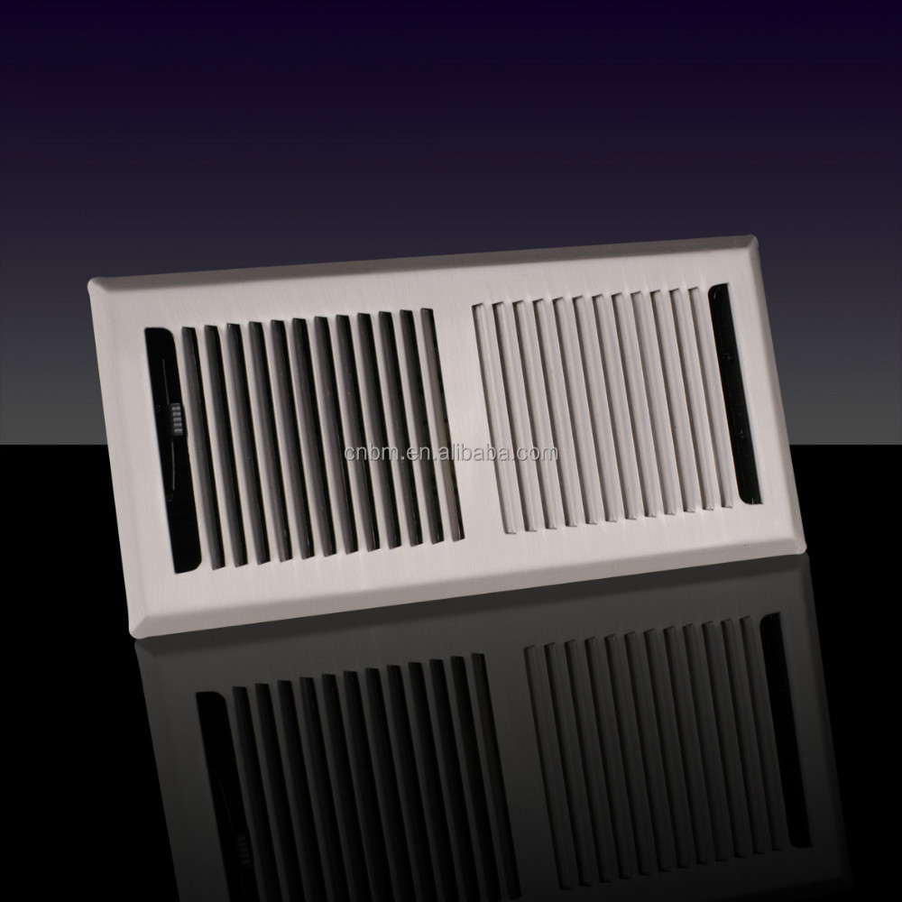 Product Supply Air Grilles : Stainless steel air register for sidewall buy exhaust