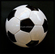 Logo Printed Custom hand stitched Match football