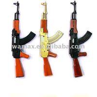 plastic army toy gun AK-47,gun model,