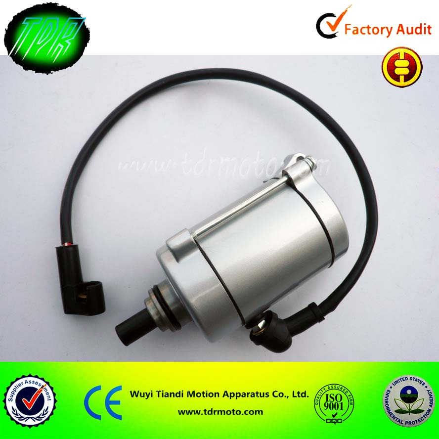 200CC motorbike electric start motor