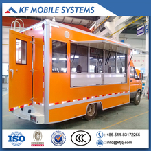 hot selling fast food truck