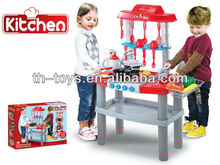 Plastic Kitchen toys for children korean toys for children kitchen