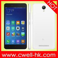 XIAOMI Redmi Note 2 Octa core 2GB RAM/32GB ROM dual sim mobile phone 4g