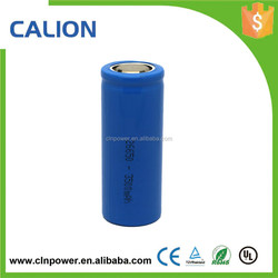 safe rechargeable li-ion 14500 3000mah 3.7v battery for rc toy