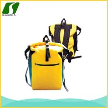 Fashionable and beautiful waterproof colorful backpack