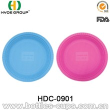 High Quality Biodegradable Disposable Plastic Plate With Different Sizes