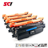 toner cartridge CE264X CF031A CF032A CF033A suitable for the printer HP CM4540