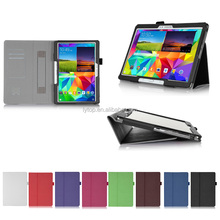 Offical Book Leather Cover Case for Smaung Galaxy Tab S 10.5 with Stand Flip Case