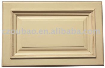 Kitchen Cabinet Solid Wood Kitchen Cabinet Door Antique White Kitchen