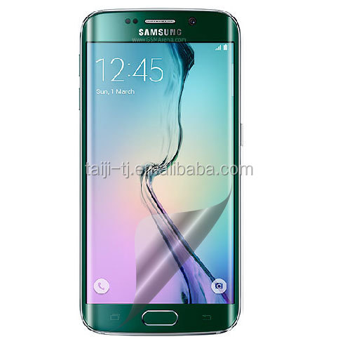 Patented anti-blue light & anti-UV tempered glass screen protector for Samsung galaxy S6