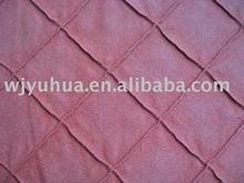 Micro suede fabric for garment(quilted)