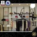 fabricante de suministros de exhibición de la exposición para rack de ropa usada de turquía al por mayor de ropa de los niños