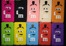 For samsung galaxy s4 mini case MMS candy soft silicone cell phone cases covers for samsung galaxy S 4 mini i9190